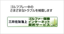 三井住友海上 ゴルファー保険